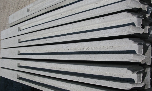 Stĺpy na betonový plot